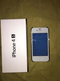 iPhone 4s 8gb White Vodafone