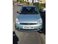 Ford Fiesta Flame 2004 1.4, £1,450 ono. Long MOT, low mileage, 2 owners from new
