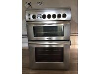 Belling G707 SS MK2 Stainless Steel Freestanding Cooker/Oven/Grill