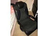 X Rocker gaming chair £60