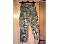 British MTP insect repellent warm weather Combat Trousers 80/84/100