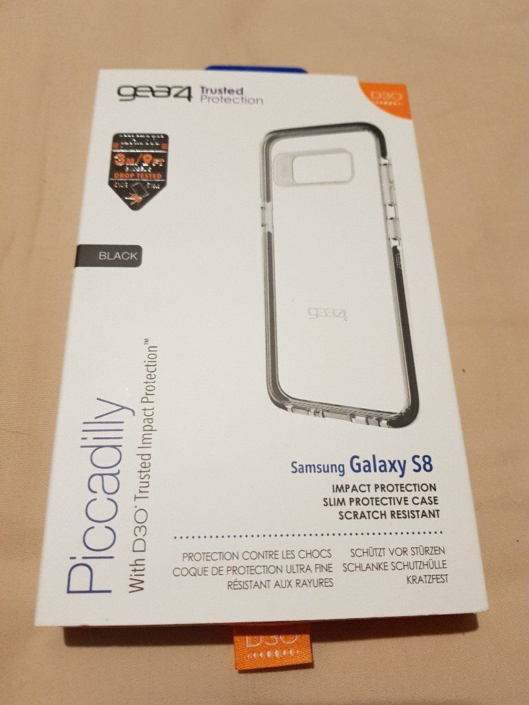 gear4 Piccadilly GALAXY S8 Case