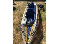 kayak - Intex Challenger K2 - 2 person