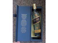 Johnnie Walker Blue Label Empty bottle