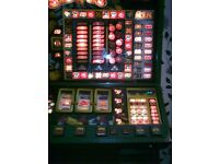 Smash and grab fruit machine