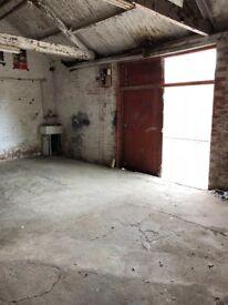 Garage / Workshop / Storage