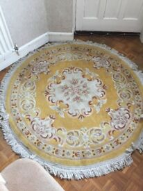 Tientsin Washed Chinese Rug