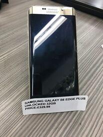 !!!!!SUPER CHEAP DEAL SAMSUNG GALAXY S6 EDGE PLUS UNLOCKED WITH WARRANTY!!!!!