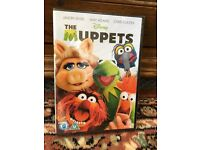 Disney The Muppets DVD - brand new and still in packaging
