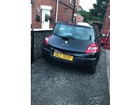 Renault megane extreme car for sale passed Mot today for a full year good working car