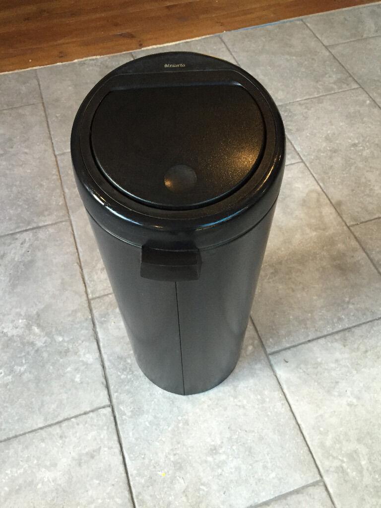 Brabantia Slim and Tall dustbin
