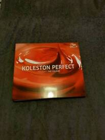 Koleston perfect color chart