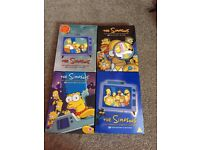 Simpsons box sets