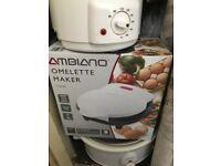 Brand new omelette maker