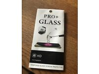 Glass i phone 7 screen protector