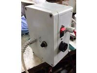 Control box to fit Promatic Super Sporter clay pigeon trap