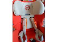 Cybex Sirona Swivel ISOFIX Baby Child Car Seat Rear Facing Autumn Gold