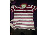 Hugo boss polo shirt (size m)