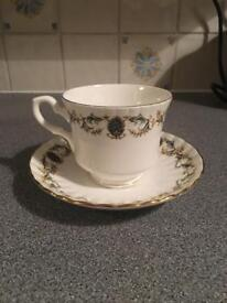 Cup and Saucer set of 6