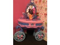 Disney Cinderella vanity table stool kids