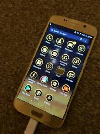 Samsung galaxy s6/64g/gold