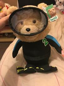 Ted 2 talking bear