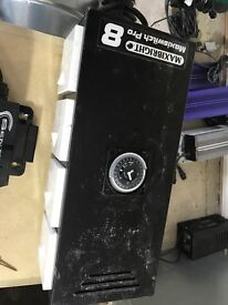 Cheshunt Hydroponics Store - used 8 way Maxiswitch Pro light timer