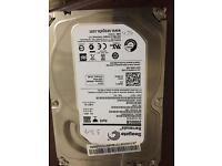 Seagate barracuda hard drive 2TB brand new condition