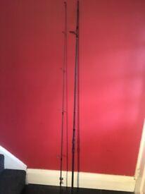 Shimano tribal 12ft 2 3/4 tc rod