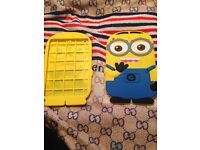 2x silicone iPad mini 2 cases brand new £5 each or both for £8