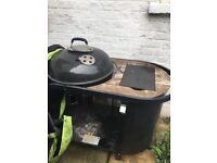 Homebase coal bbq £50