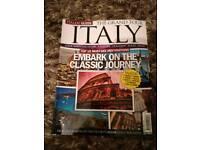 Italy classic journey magazine