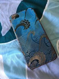 Plastic Wave IPhone 5 Case