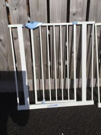 Lindam stair gates Damaged Handles for spare parts
