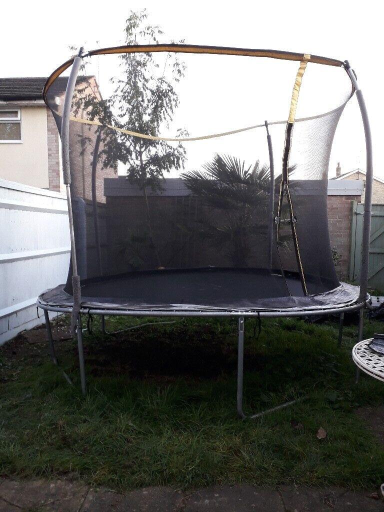 3 m diameter trampoline