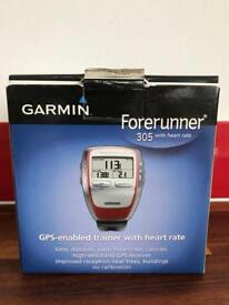 Garmin Forerunner 305 Watch