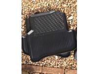 Genuine Skoda Fabia mk 3 full set heavy duty rubber mats