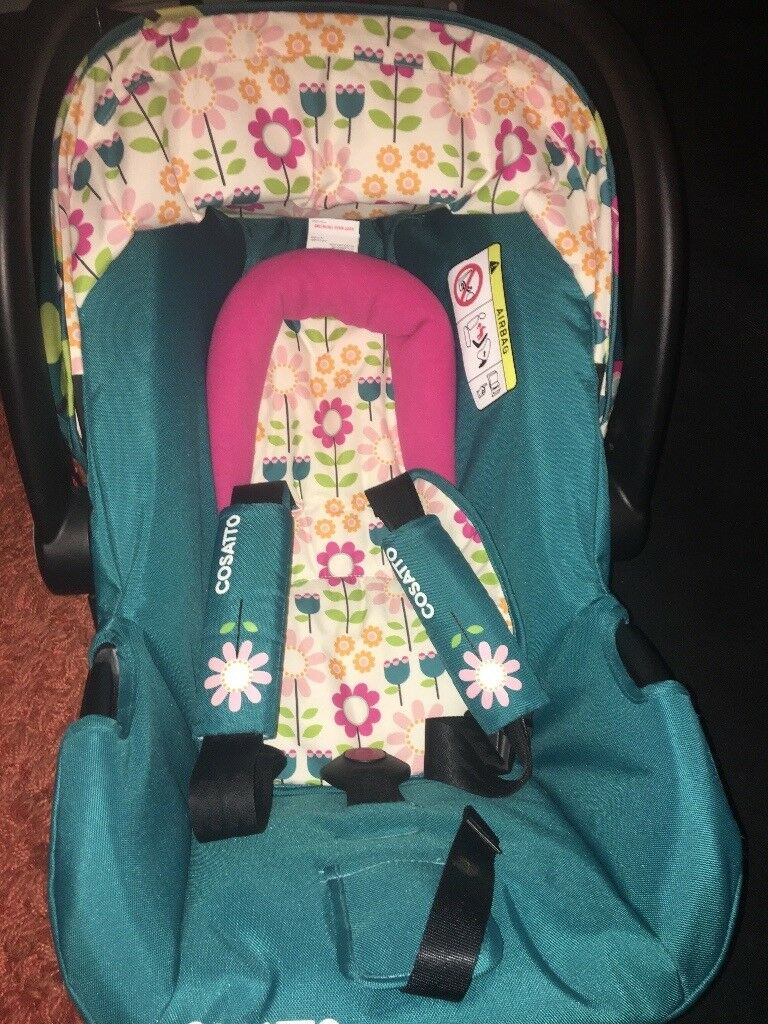 Cossatto car seat