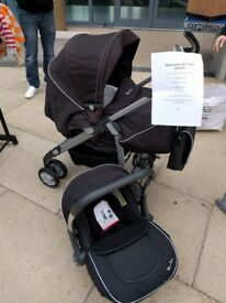 Silvercross 3D travel system - in good clean condition