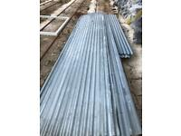 Corrugated roofing rrp £800