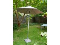 Glatz parasol for garden or terrace