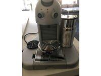 Nespresso Magimix Coffee machine for sale