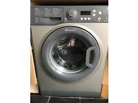 Hotpoint 7kg grey washing wachine