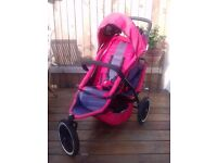 Phil & Teds Sport buggy with rain cover, used but in good working order. Great buggy!
