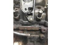 Vw lt35 2.5d bare engine head casket damage spare or repairs