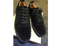 Christian Louboutin Sneakers Spikes Red Bottoms ONLY ONES ON GUMTREE