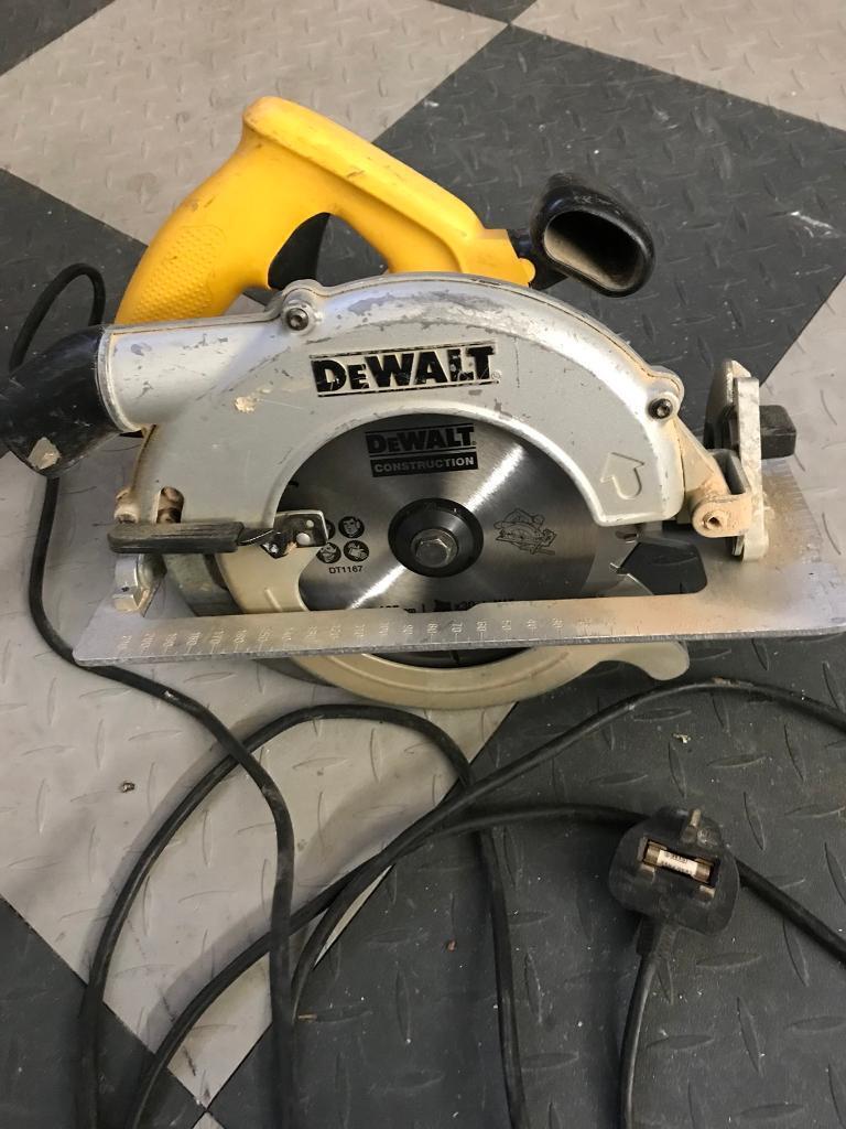 Dewalt D23550 Rip Saw