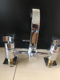Bristan bath mixer tap