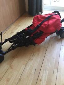 Stroller pushchair