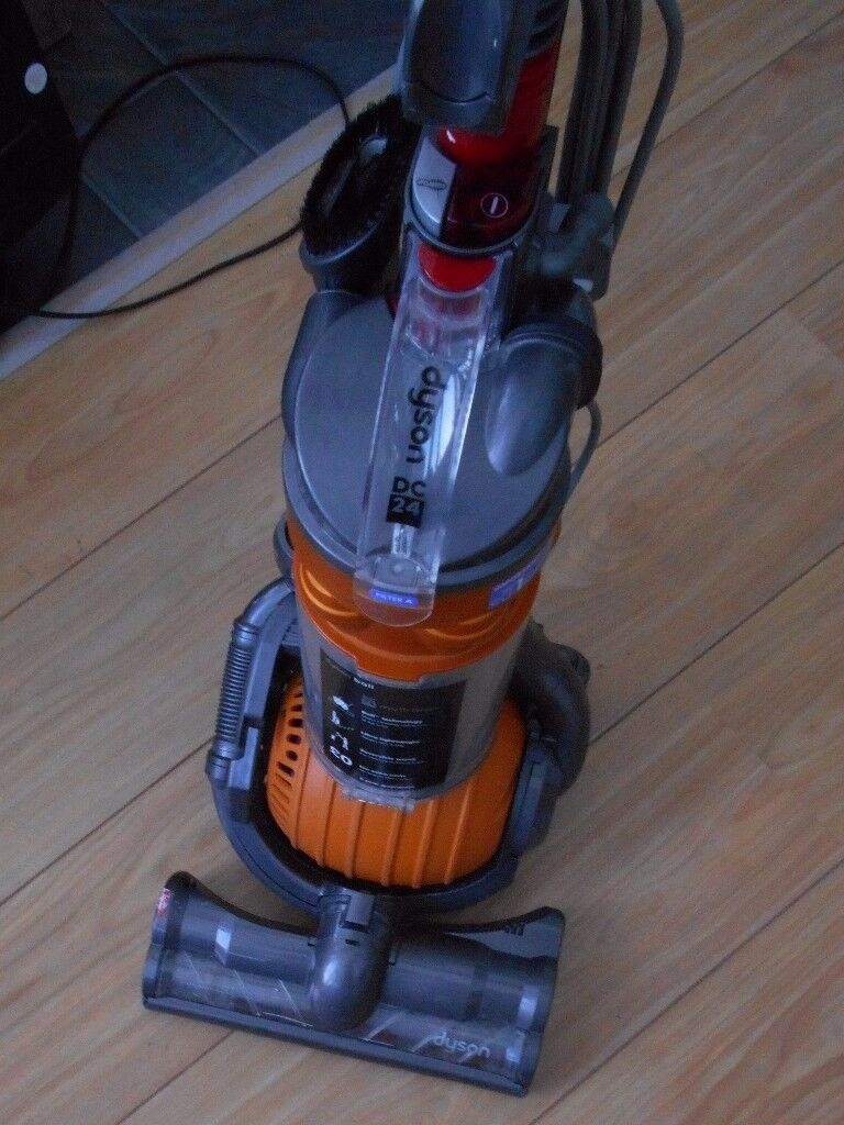 Dyson D C 24 upright vacume cleaner